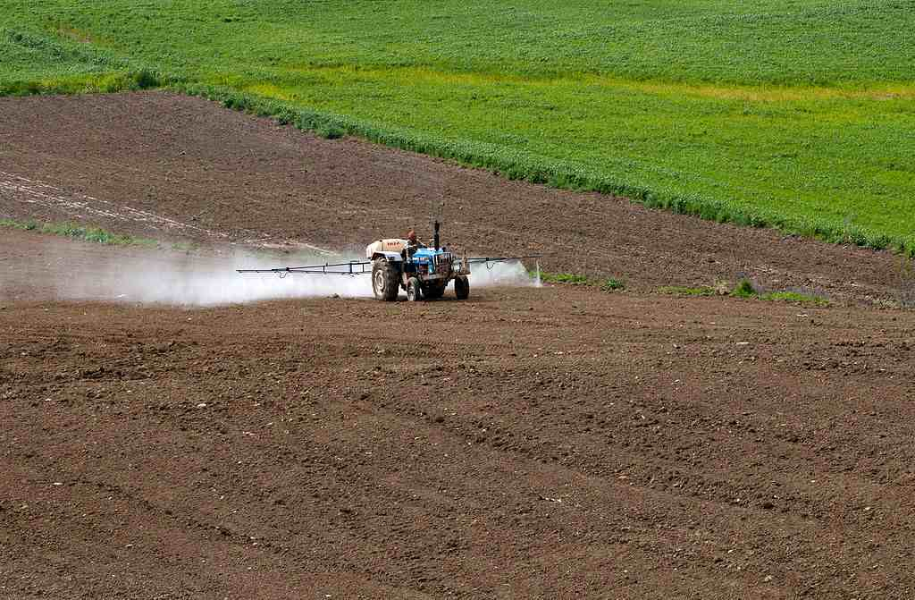 Application de Pesticides